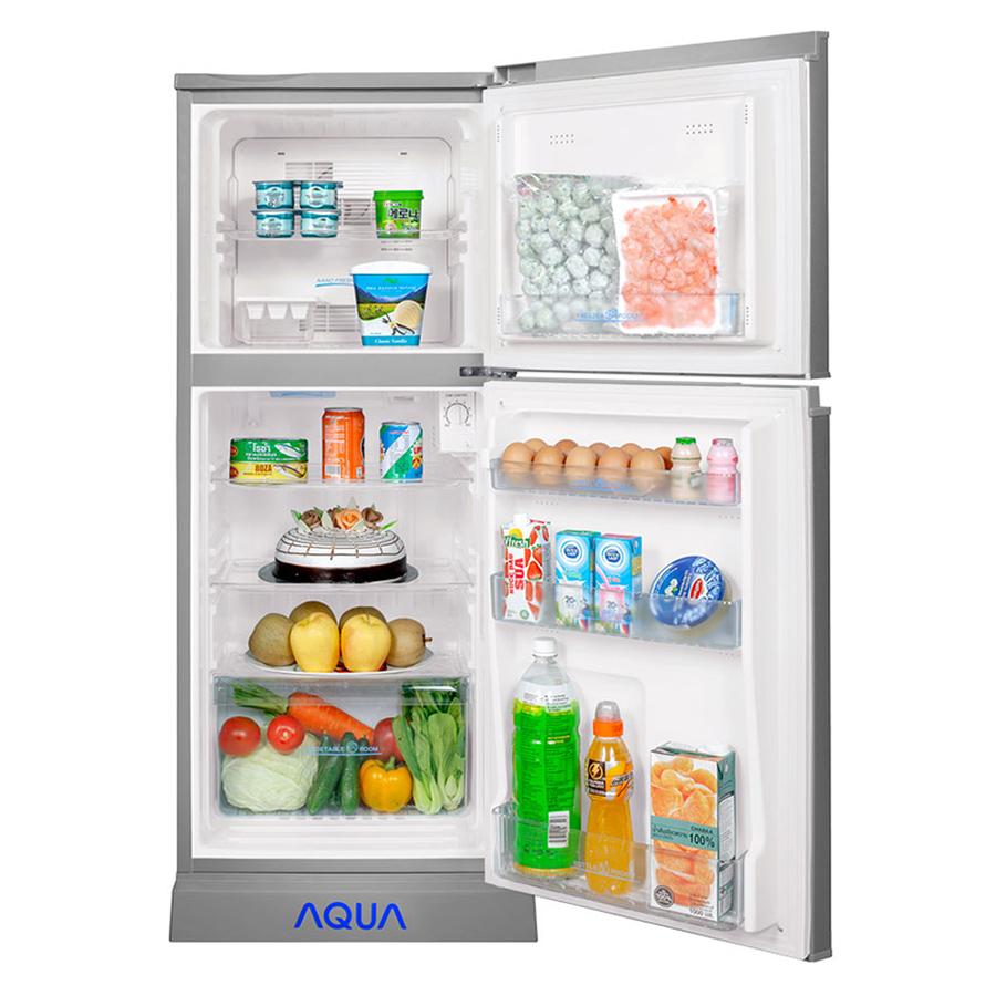 Tủ Lạnh Aqua AQR-145BN - 130L (Bạc)