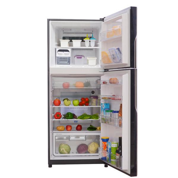 Tủ Lạnh Hitachi R-VG400PGV3 - 335L (Đen)