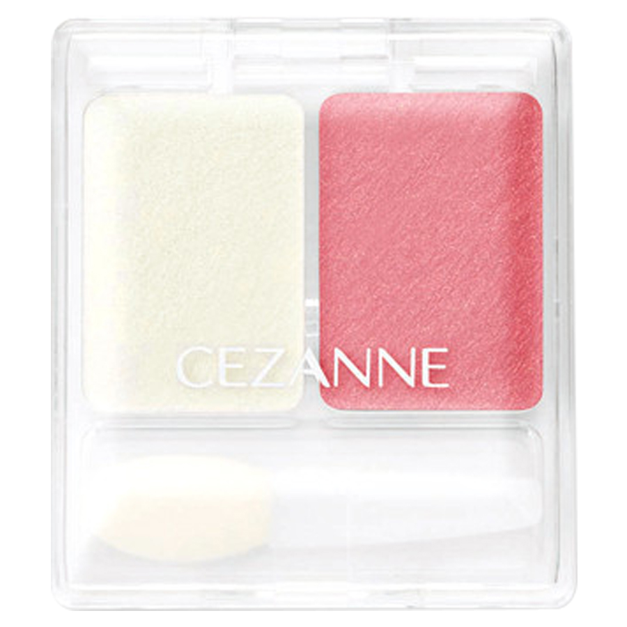 Phấn Mắt Two Color Eyeshadow Lame Series Cezanne (1.9g x 2)