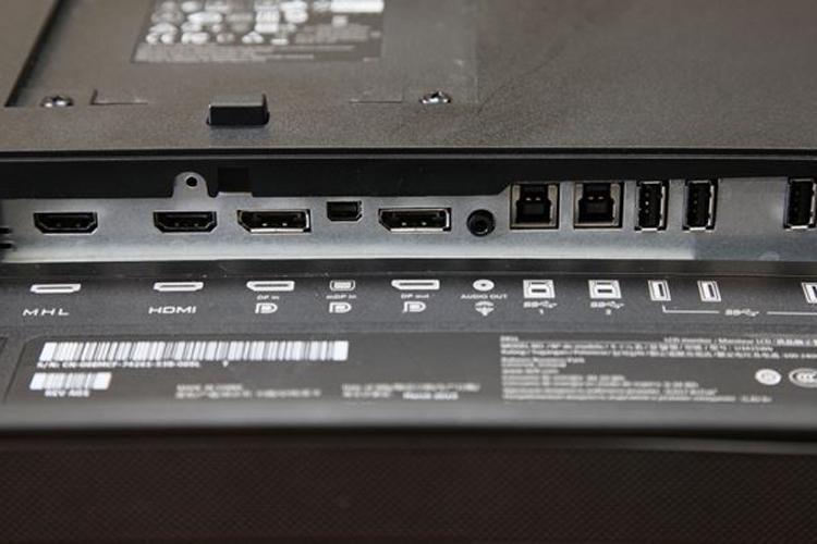 Màn Hình Dell U3415W 34.0