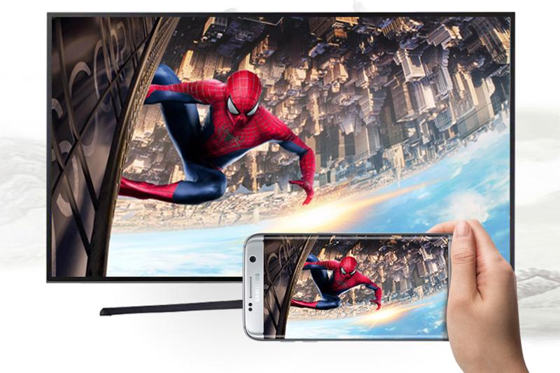 Smart Tivi Samsung 4K 43 inch UA43KU6000