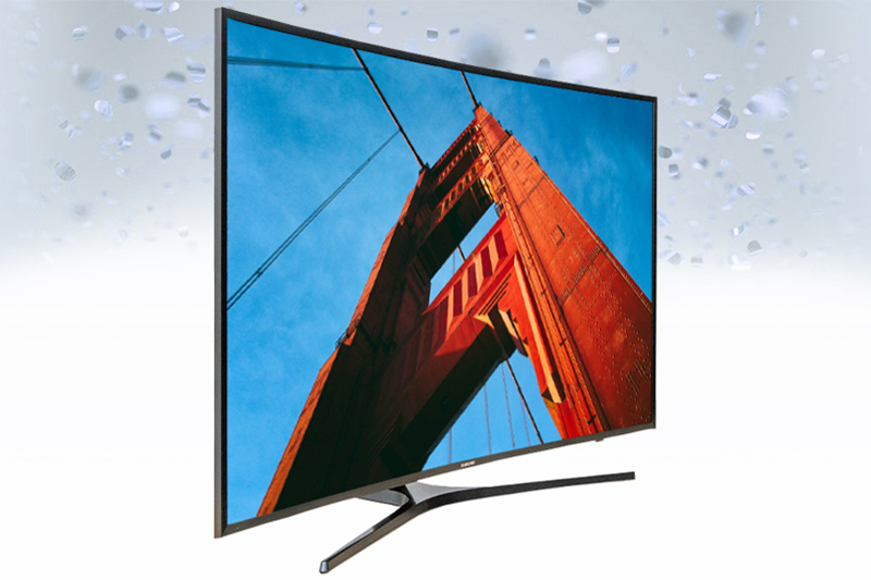 Smart Tivi Samsung 4K 43 inch UA43KU6500