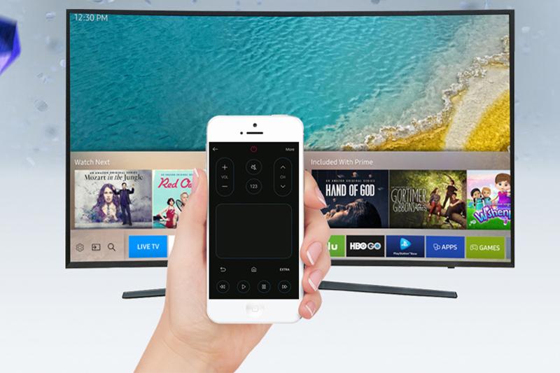 smart tivi cong 4k samsung 43 inch ua43ku6500 - hàng chính hãng | tiki