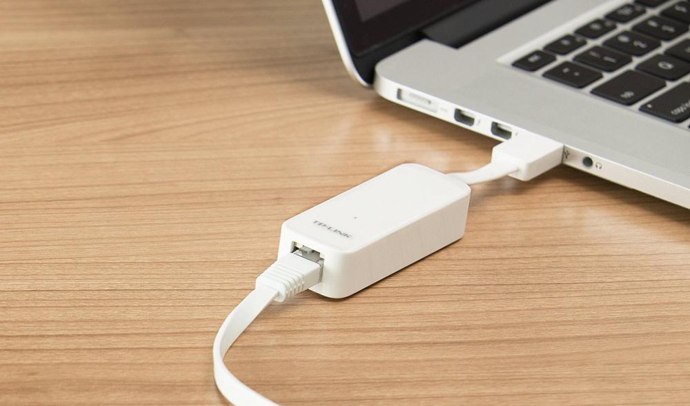 TP-LINK UE300 - Bộ Chuyển Đổi Mạng USB 3.0 Sang Ethernet Gigabit