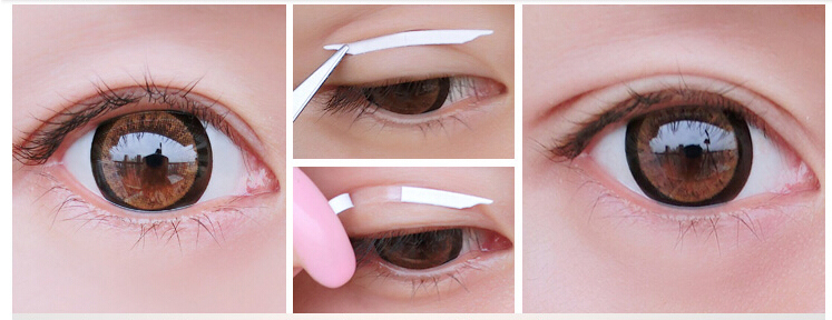 Miếng dán kích mí Nature Republic Deco Double-Sided Double Eyelid Tape 1