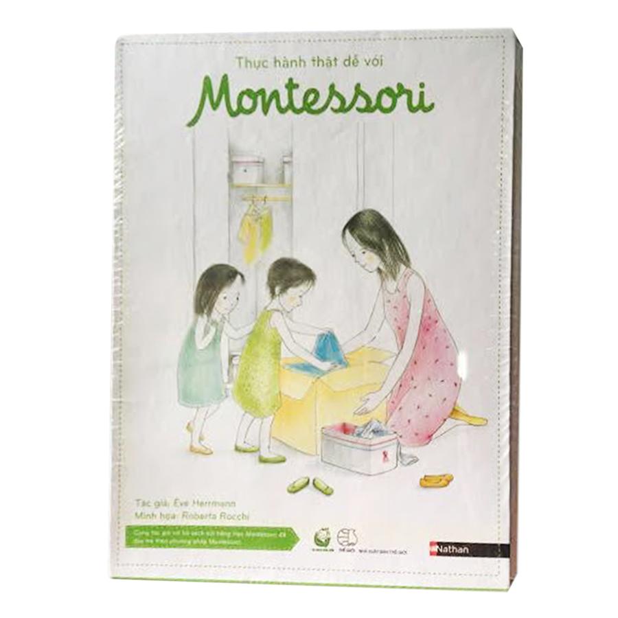 Boxset Thực Hành Thật Dễ Với Montessori