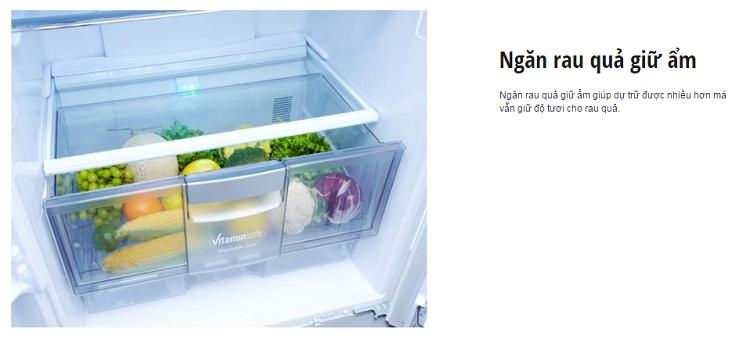 Tủ Lạnh Inverter Panasonic NR-BA228VSVN (188L)