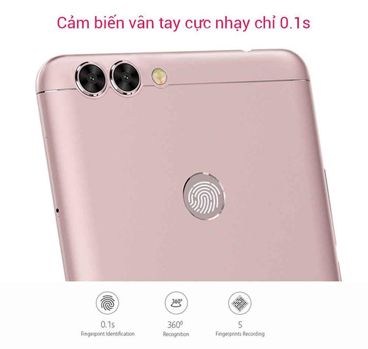 Bluboo Dual (16GB) - Hàng Chính Hãng