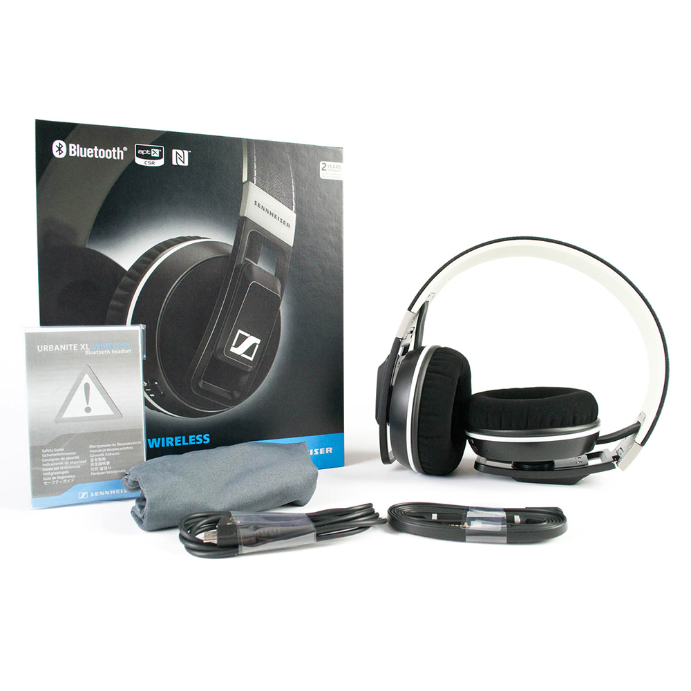 Tai Nghe Bluetooth Sennheiser URBANITE XL Wireless