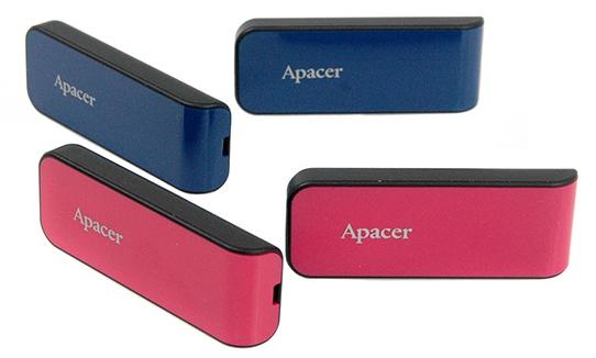 USB Apacer AH334 Galaxy Express 16GB - USB 2.0