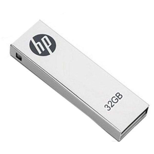 USB HP V210W có vỏ bằng nhôm chống nước, chống sốc