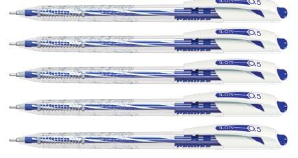 Vỉ 5 Bút Bi Thiên Long TL079