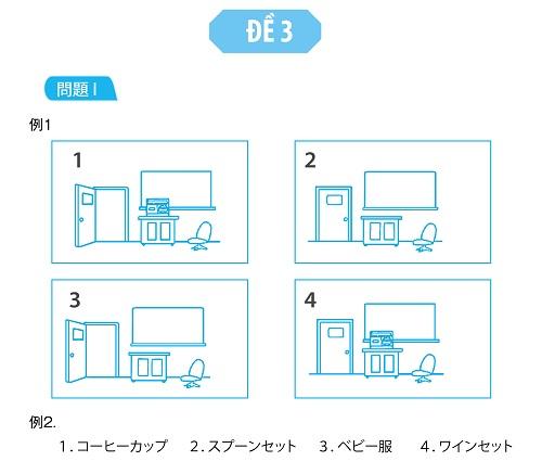 Tổng Hợp Đề Thi Năng Lực Tiếng Nhật N3 - N2: Luyện Nghe Trung Cấp (Kèm CD)