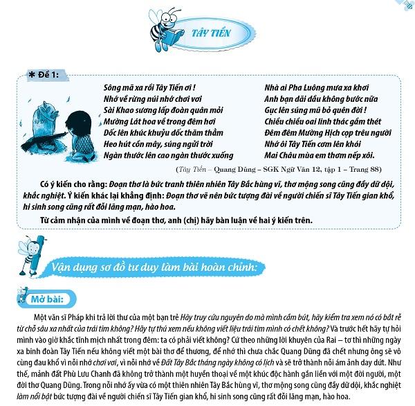 Giới Thiệu Chiến Thuật Ôn Thi THPT Quốc Gia Môn Ngữ Văn Chuyên Đề Nghị Luận Văn Học