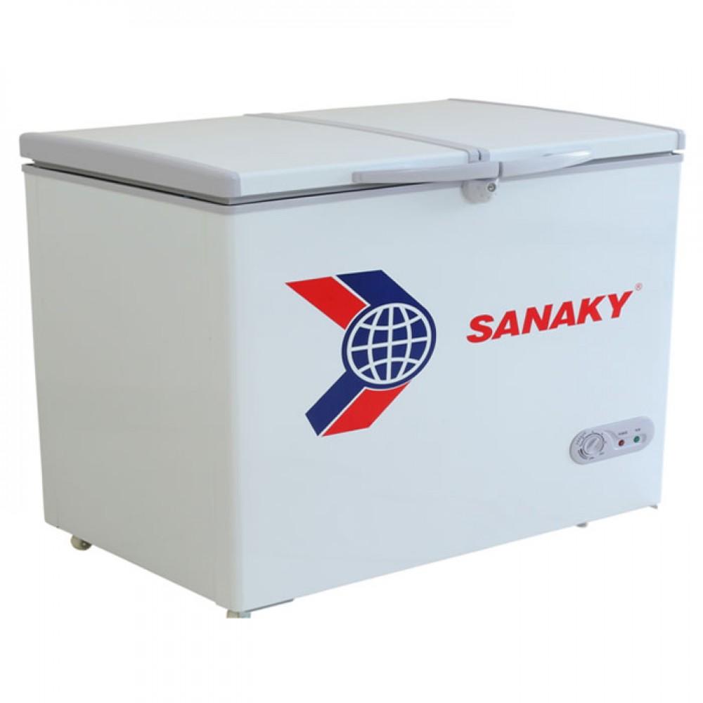 Tủ Đông Sanaky VH-255A2 (195L) - Hàng Chính Hãng