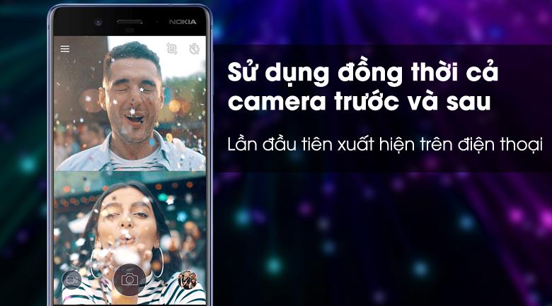 Điện Thoại Nokia 8 - Hàng Chính Hãng