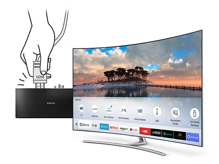 Smart TV cong 4K Samsung QLED 75 inch QA75Q8CAMKXXV
