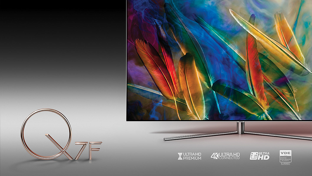 Smart Tivi 4K QLED Samsung 49 inch QA49Q7FAMKXXV