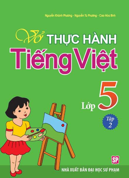 Vở Bài Tập Thực Hành Tiếng Việt Lớp 5 - Tập 2