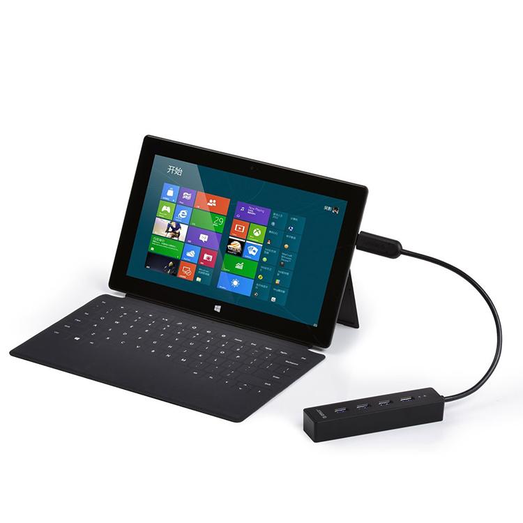 Hub USB 3.0 Orico 4 Cổng W8PH4 - Hàng Chính Hãng