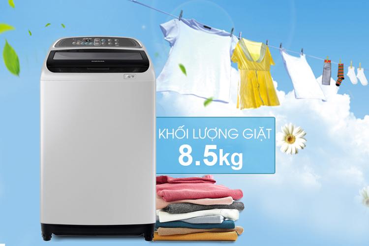 Máy Giặt Cửa Trên SamSung WA85J5711SG (8.5kg)