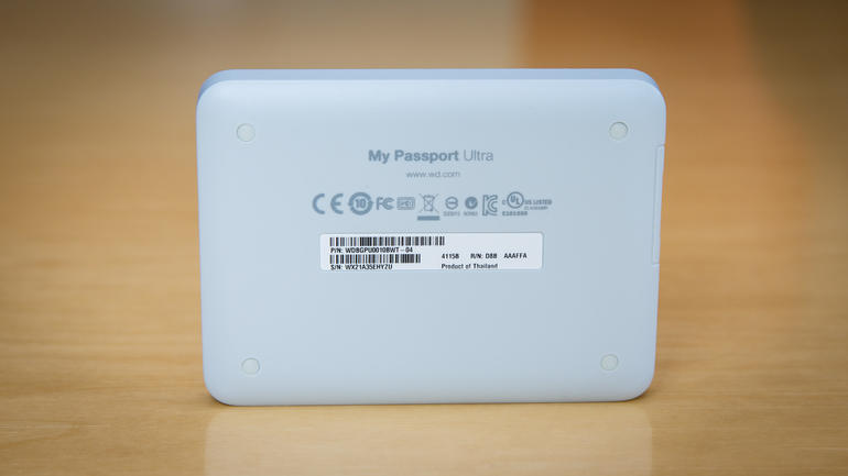 Ổ Cứng Di Động WD My Passport Ultra 2TB (New)