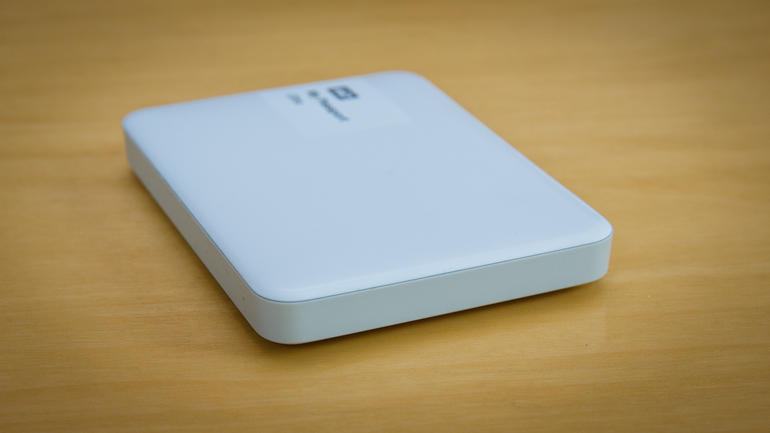 Ổ Cứng Di Động WD My Passport Ultra 1TB (New)