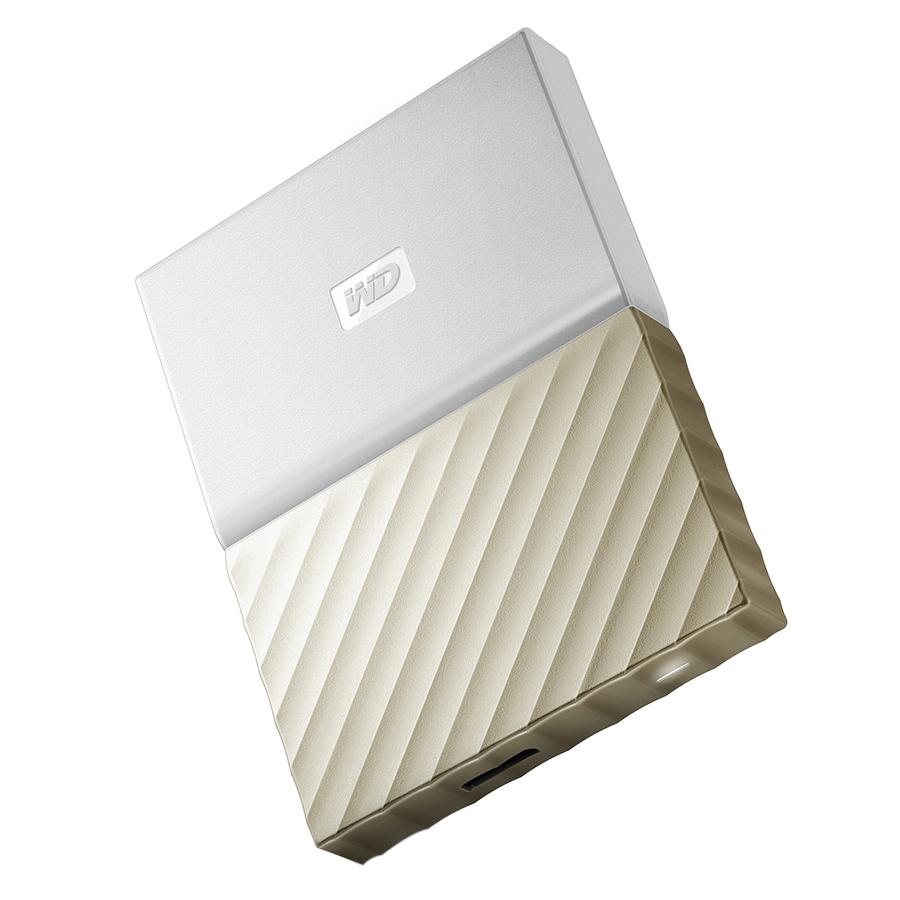 Ổ Cứng Di Động WD My Passport Ultra 2TB - Hàng Chính Hãng