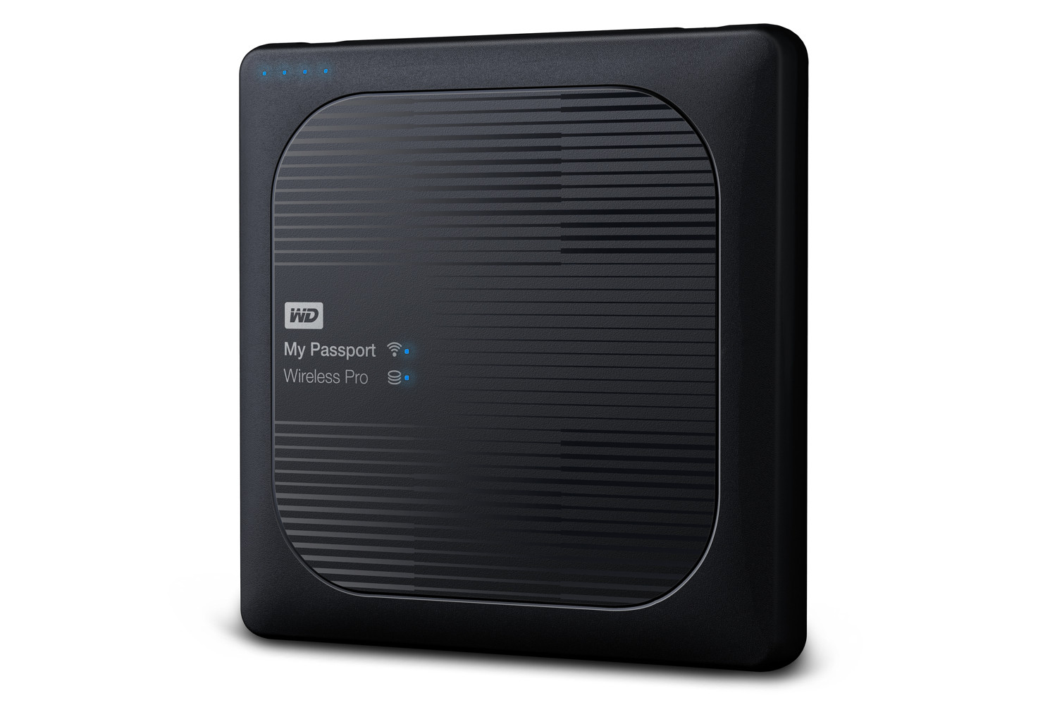 Ổ Cứng Di Động WD My Passport Wireless Pro 3TB USB 3.0 - WDBSMT0030BBK