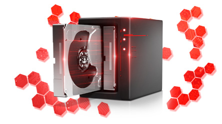 """Ổ cứng trong WD 3TB (64MB) 5400rpm 3.5"""" Red"""