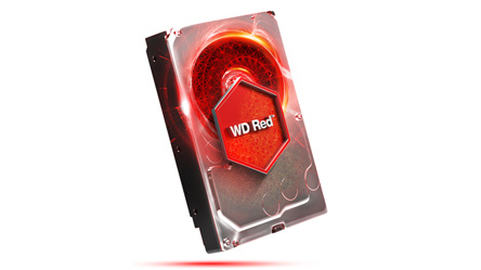 """Ổ cứng trong WD 3TB (64MB) 5400rpm 3.5"""" Red™"""