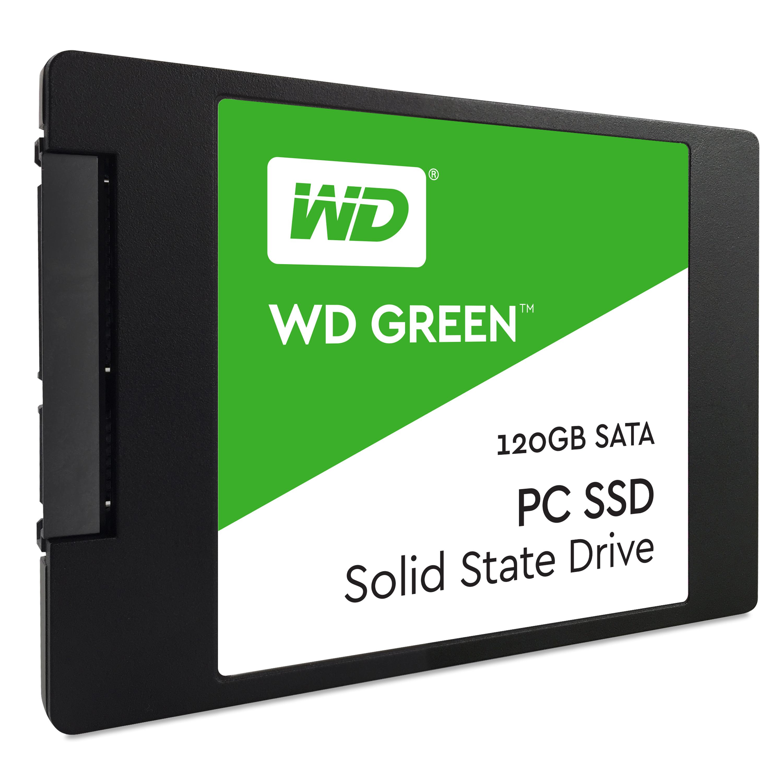 Ổ Cứng SSD WD Green 120GB - WDS120G1G0A - Hàng chính hãng