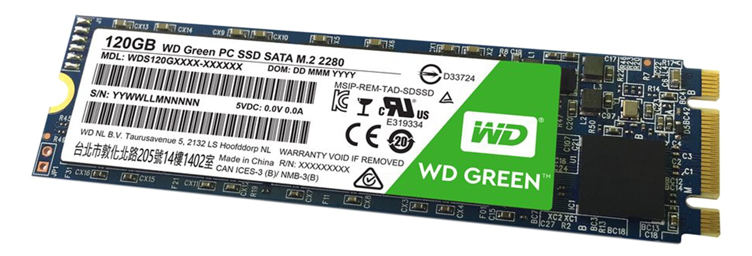 Ổ Cứng SSD M.2 WD Green 120GB