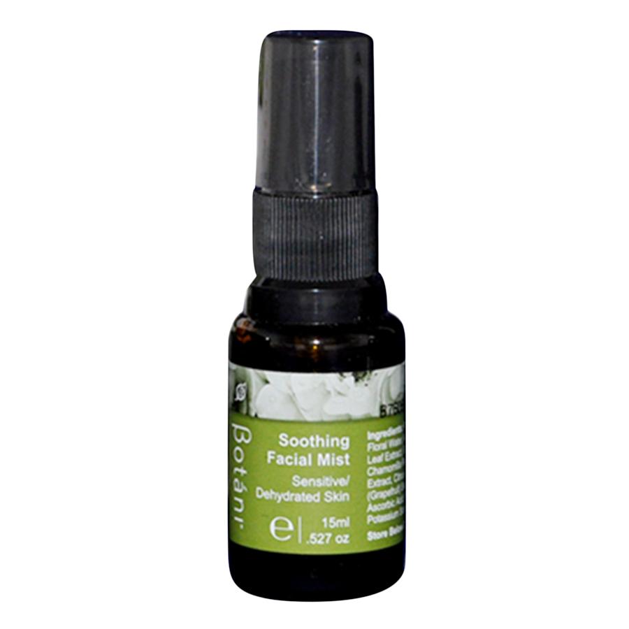 Tinh Chất Xịt Dưỡng Ẩm Và Làm Mềm Da Botani Soothing Facial Mist BPSS05T (15ml)