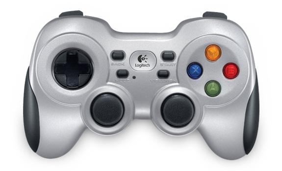 Tay Bấm Game Logitech F710 - Gaming
