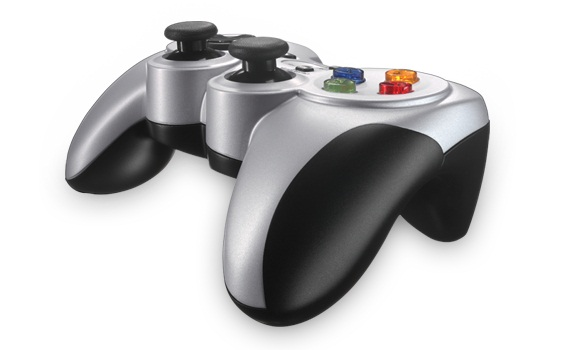 Tay Bấm Game Không Dây Logitech F710 - Gaming - Hàng chính hãng