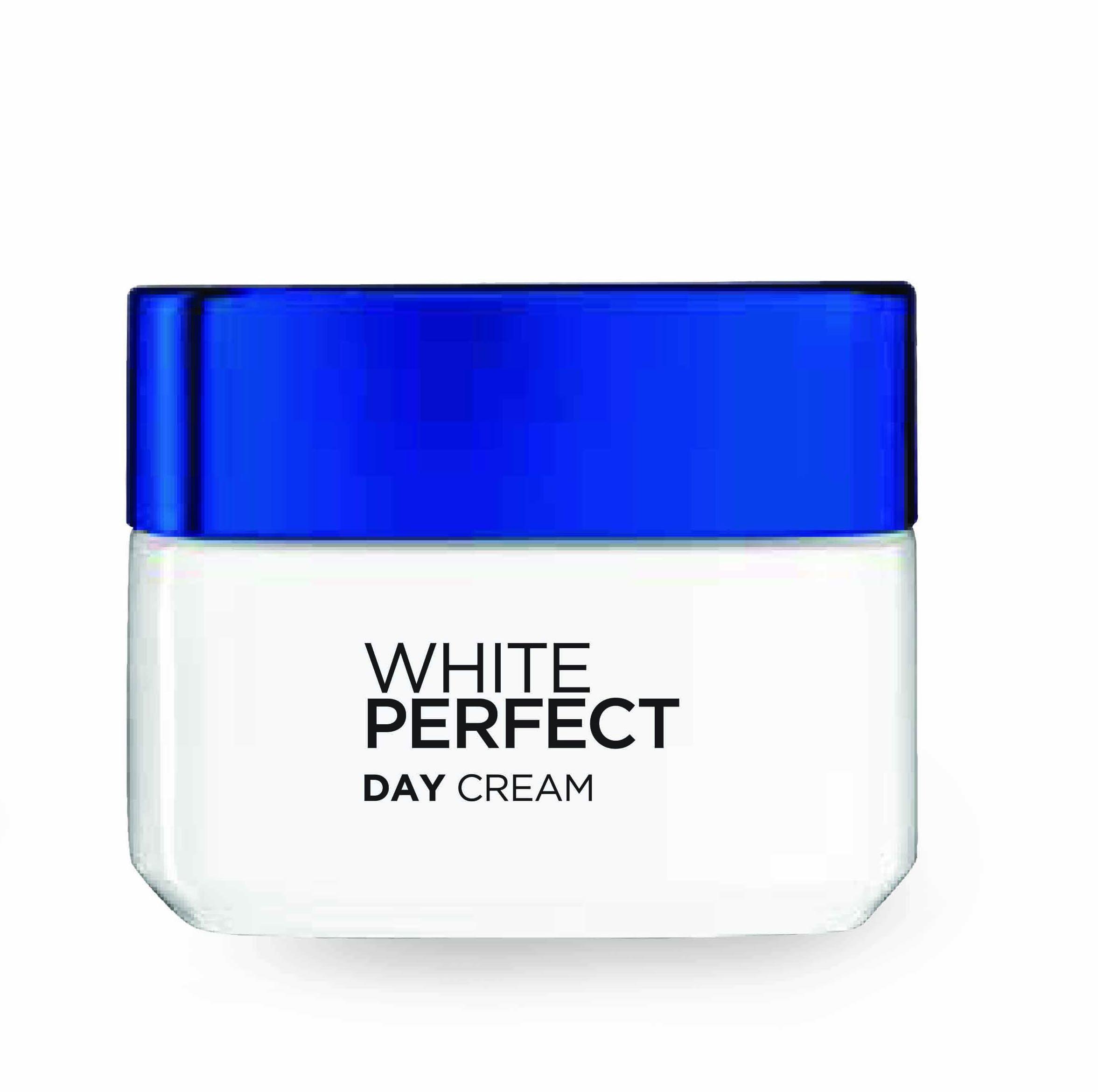 Kem dưỡng trắng da vitamin L'Oreal Paris Aura Perfect ban ngày SPF17 PA++ 50ml (Kem ngày)