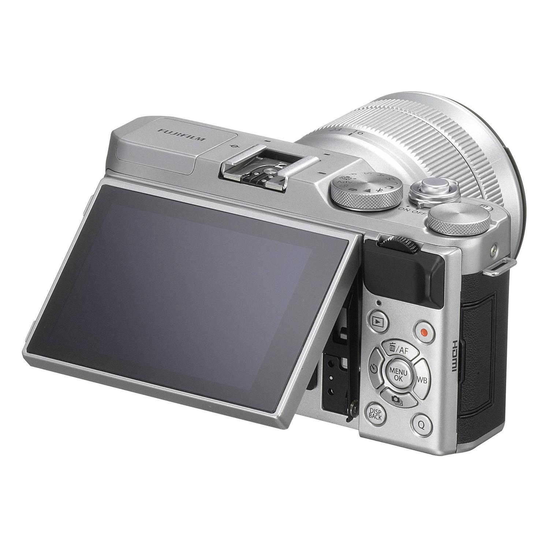 Máy Ảnh Fujifilm X-A3 + 16-50mm II - Hàng Chính Hãng
