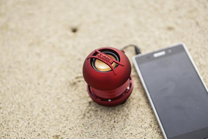 Loa X-mini UNO phiên bản màu Đỏ
