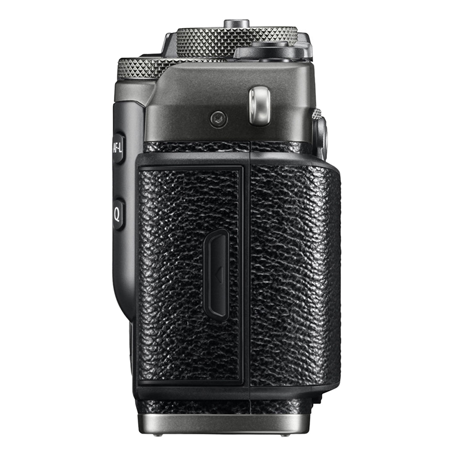 Máy Ảnh Fujifilm X-Pro2 GR (24.3MP) + Lens XF23mm F2 Graphite Silver - Bạc - Hàng Chính Hãng