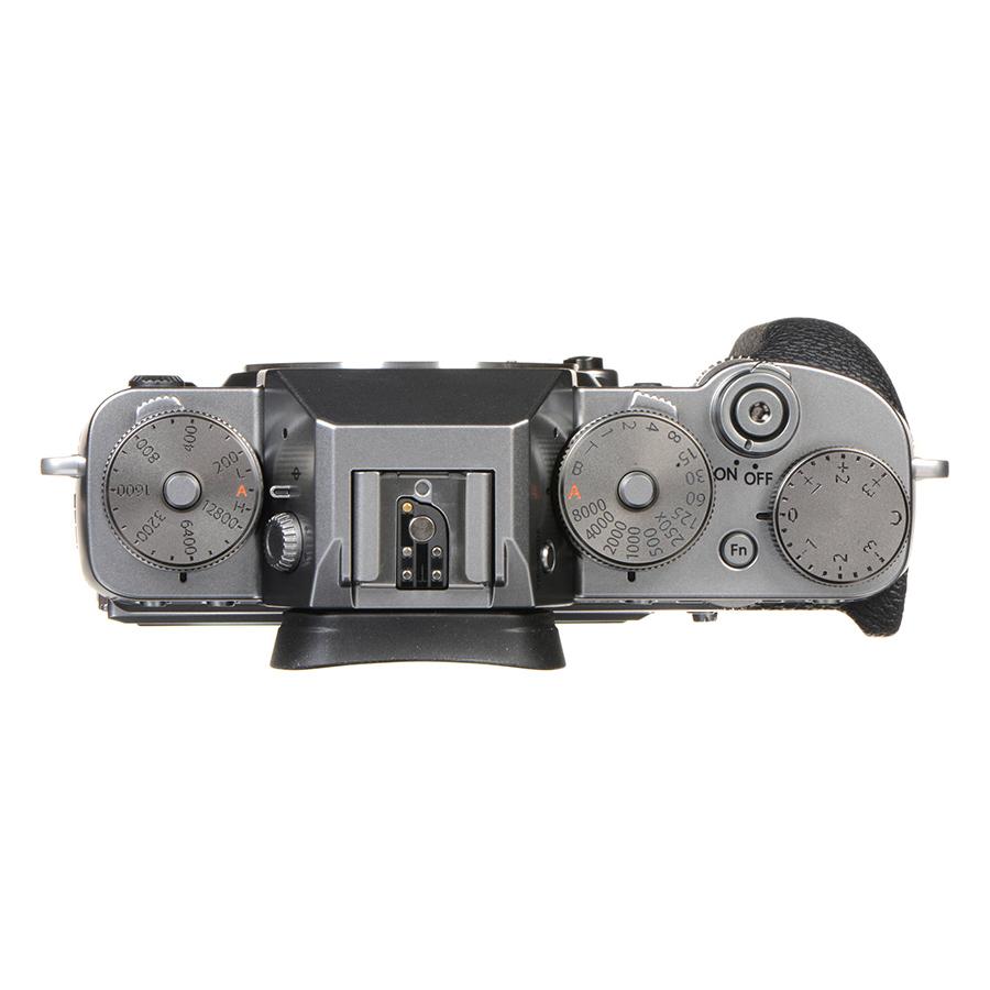 Máy Ảnh Fujifilm X-T2 Graphite Silver (24.3MP) Body - Bạc - Hàng Chính Hãng