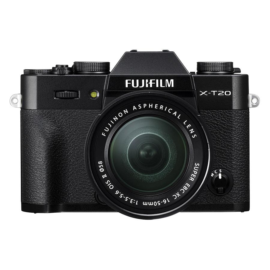 Máy Ảnh Fujifilm X-T20 (24.3MP) + Lens 16-50mm - Hàng Chính Hãng