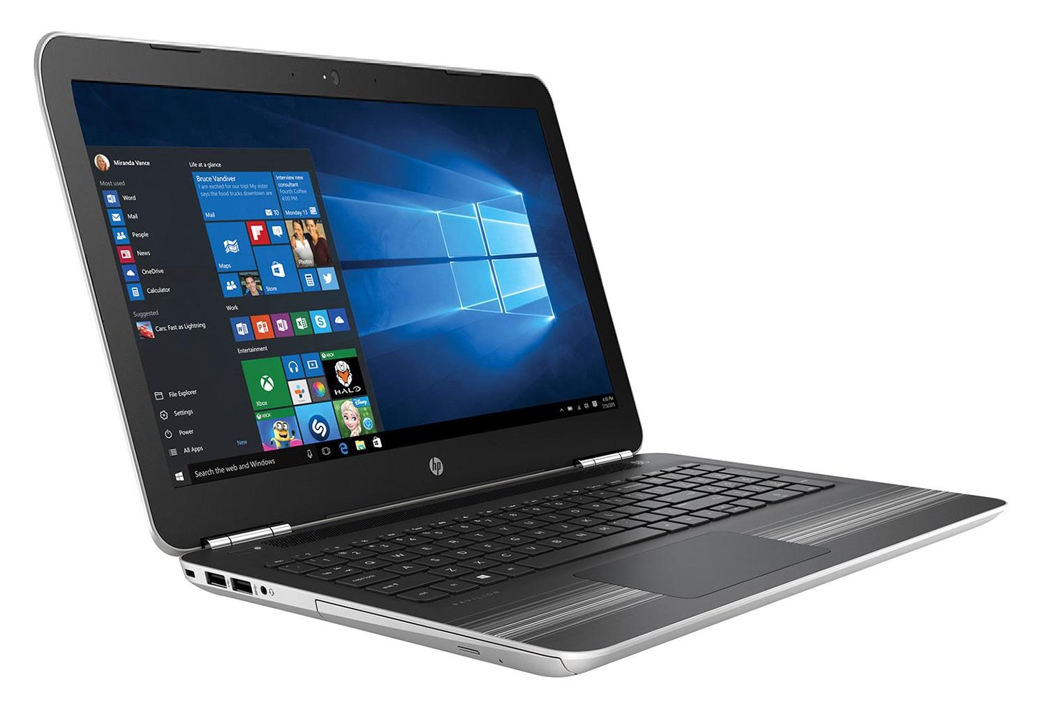 Laptop HP Pavilion15 - AU071TX X3C20PA
