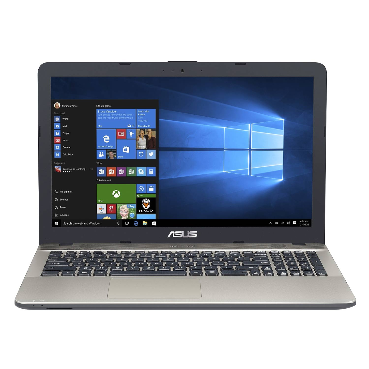 Laptop Asus X541UV-XX037D Core i5-6200U