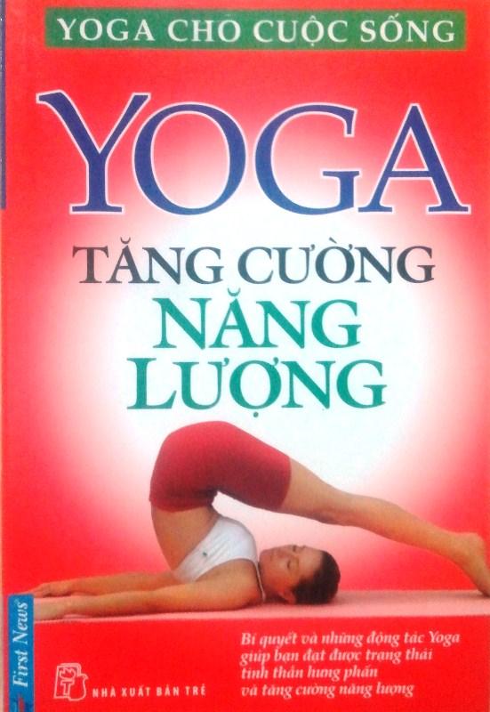 Yoga Tăng Cường Năng Lượng