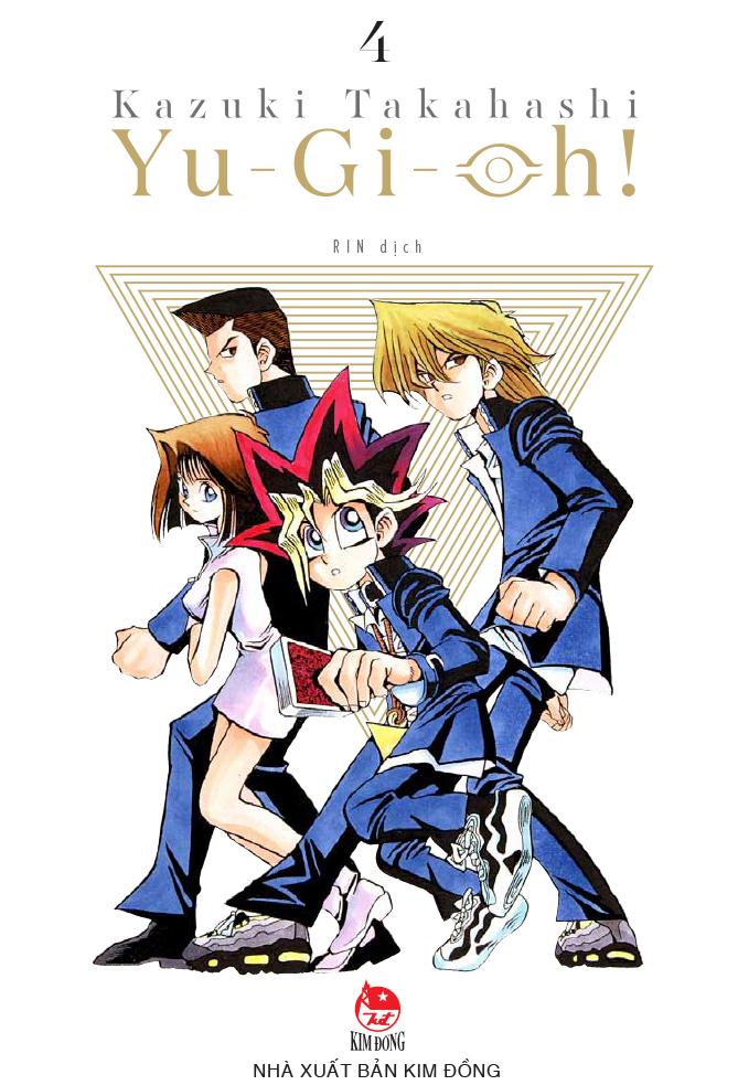 Yu - Gi - Oh! - Vua Trò Chơi - Tập 4