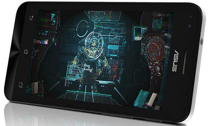 Asus Zenfone C - 4.5 inch/2 nhân x 1.2GHz/8GB/5.0MP/2100mAh/2 SIM 2 Sóng