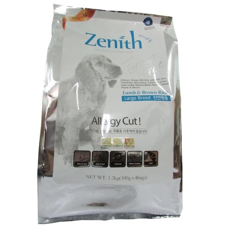Thức Ăn Hạt Cho Chó Lớn Natural Core ZN-LB-12-1.2kg