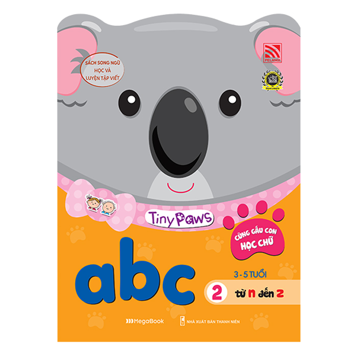 Tiny Paws - Cùng Gấu Con Học Chữ Cái Tiếng Anh ABC - Từ N Đến Z