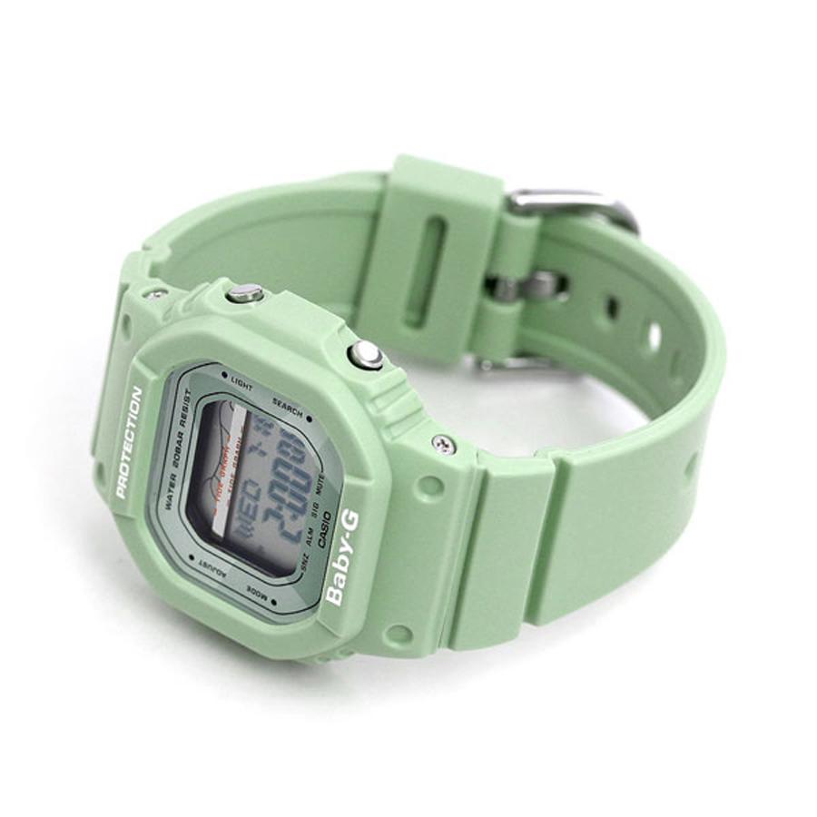 Đồng hồ nữ dây nhựa Casio Baby-G chính hãng BLX-560-3DR